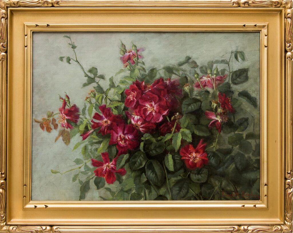 Wild Roses by Elizabeth Borglum