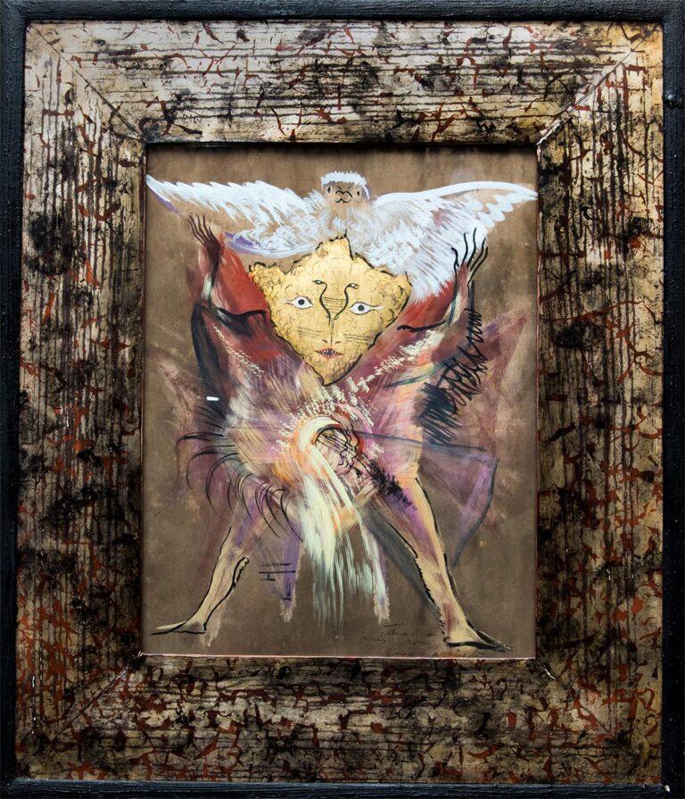 El Juglar by Leonora Carrington