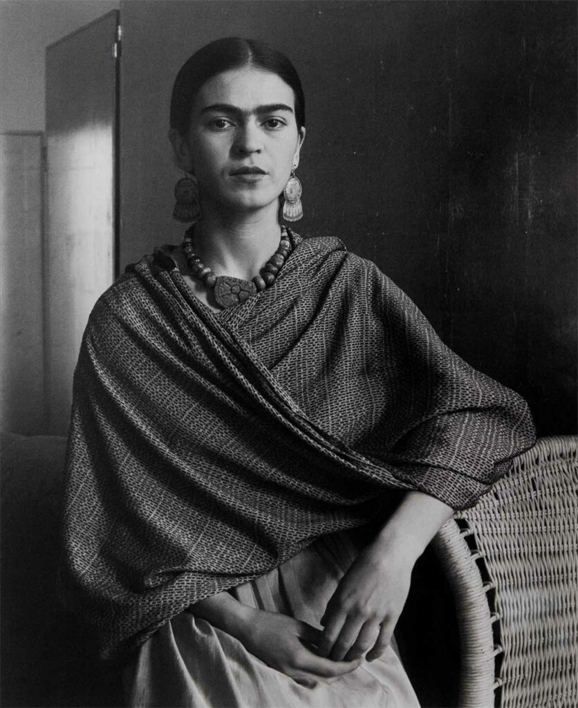 Frida by Imogen Cunningham