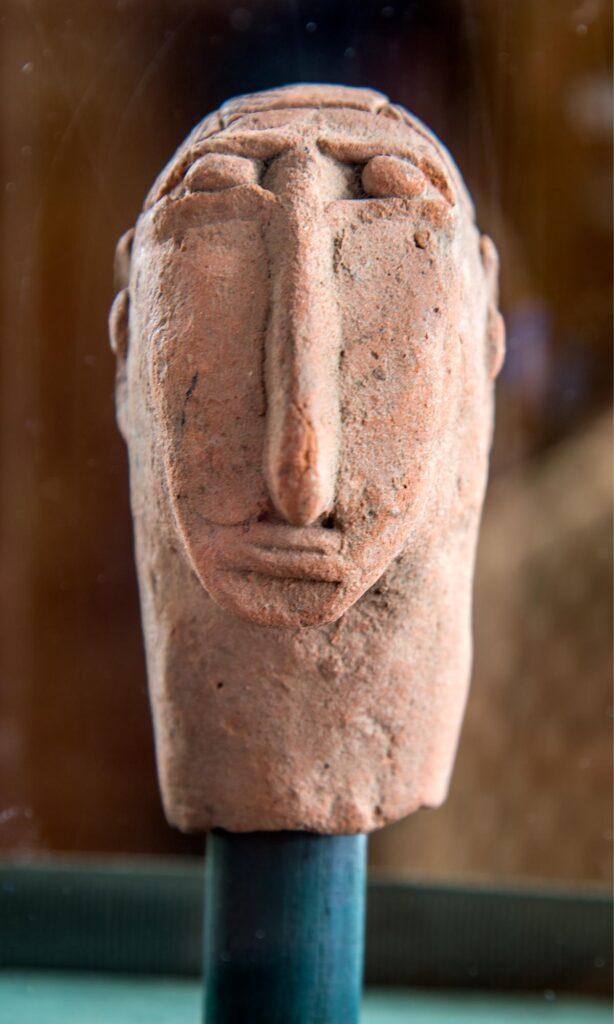 Falasha head by Falasha