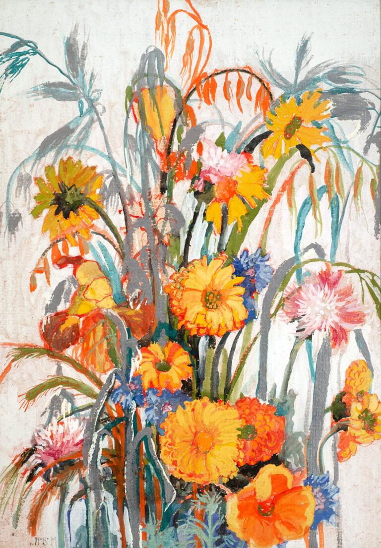 Flowers by Nell Brooker Mayhew