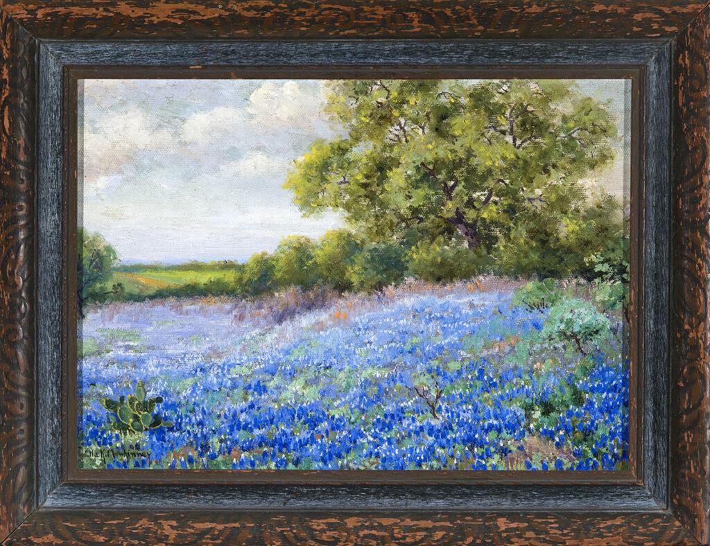 Bluebonnets by Ella Mewhinney