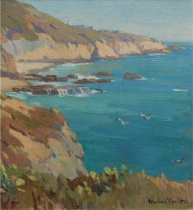 Coastal Splendor by Marion Wachtel